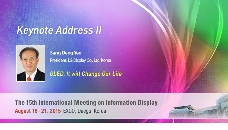 Keynote Addresses